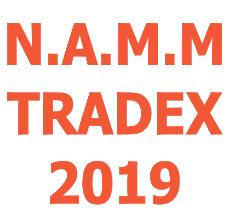N.A.M.M TRADEX 2019